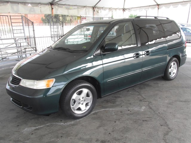 1999 Honda Odyssey EX This particular vehicle has a SALVAGE title Please call or email to check a