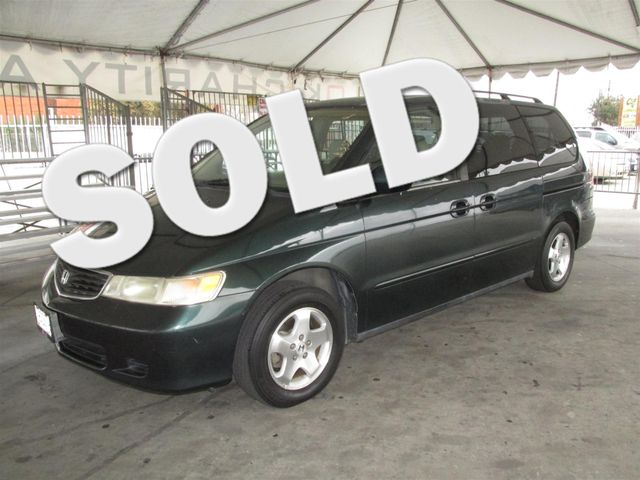 1999 Honda Odyssey EX This particular Vehicle comes with 3rd Row Seat Please call or e-mail to ch