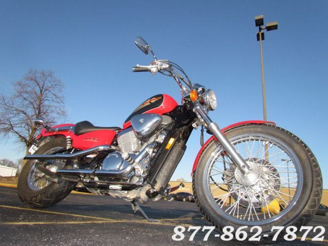 1999 Honda SHADOW VLX DELUXE VT600CD2 SHADOW VLX DELUXE McHenry, Illinois 2