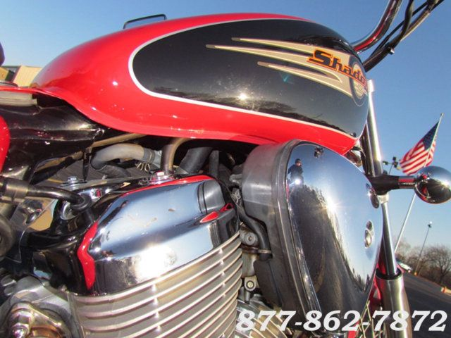 1999 Honda SHADOW VLX DELUXE VT600CD2 SHADOW VLX DELUXE McHenry, Illinois 22