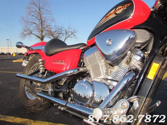 1999 Honda SHADOW VLX DELUXE VT600CD2 SHADOW VLX DELUXE McHenry, Illinois 23