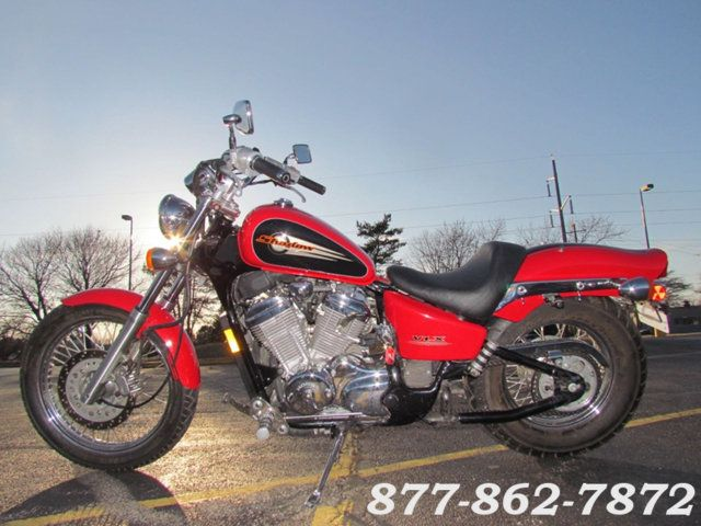 1999 Honda SHADOW VLX DELUXE VT600CD2 SHADOW VLX DELUXE McHenry, Illinois 34