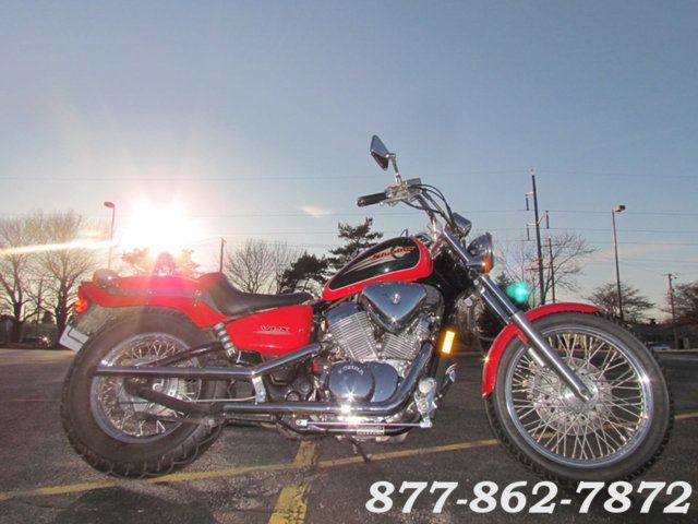 1999 Honda SHADOW VLX DELUXE VT600CD2 SHADOW VLX DELUXE McHenry, Illinois 35