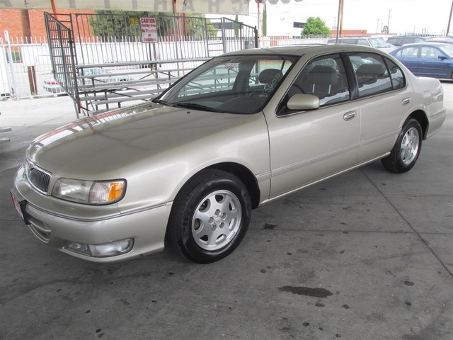 1999 Infiniti I30 Please call or e-mail to check availability All of our vehicles are available