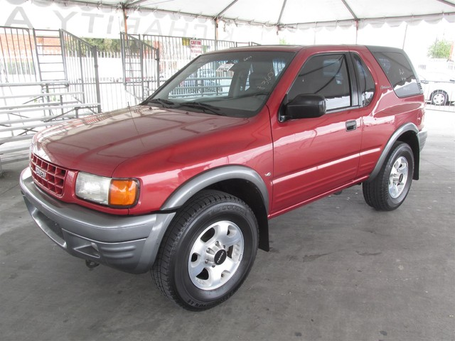 1999 Isuzu Amigo Please call or e-mail to check availability All of our vehicles are available