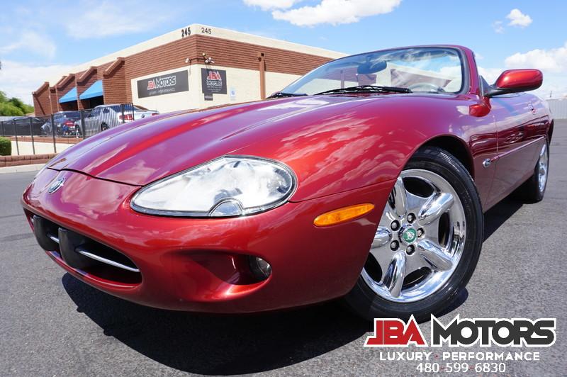1999 Jaguar XK8 Convertible XK 8 in MESA AZ