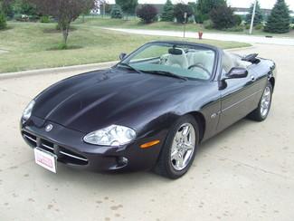 1999 Jaguar XK8 in Mokena Illinois