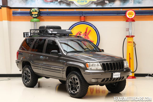 1999 Jeep Grand Cherokee Limited Financing is available with rates as low as 29 wac Get pre-a