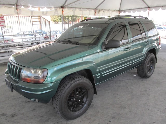 1999 Jeep Grand Cherokee Limited Please call or e-mail to check availability All of our vehicles