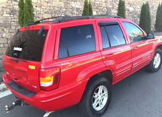 1999 Jeep-3 Owner Suv!! Leather!! Grand Cherokee-4X4!!! GREAT MILES!! Limited-BUY HERE PAY HERE!! Knoxville, Tennessee 5