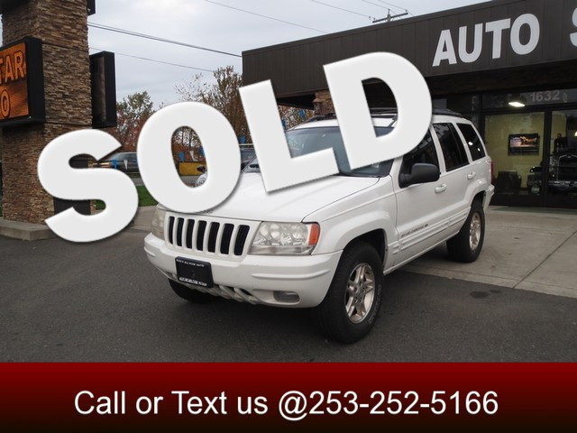 1999 Jeep Grand Cherokee Limited AWD The CARFAX Buy Back Guarantee that comes with this vehicle me