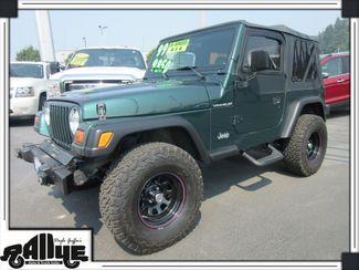 1999 Jeep Wrangler SE Burlington, WA