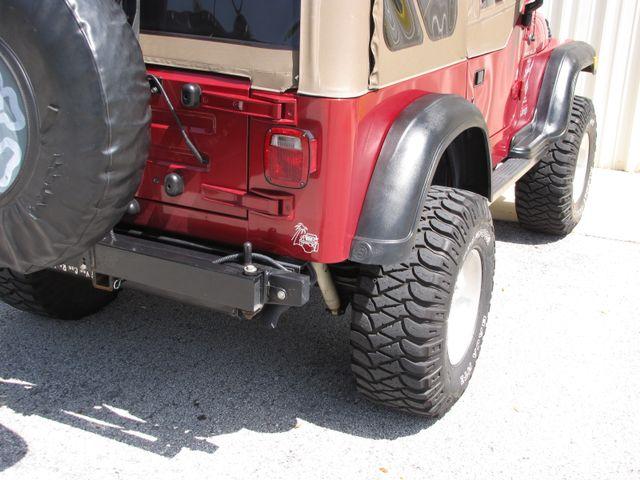 1999 Jeep Wrangler Sport Jacksonville , FL 18