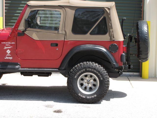 1999 Jeep Wrangler Sport Jacksonville , FL 6