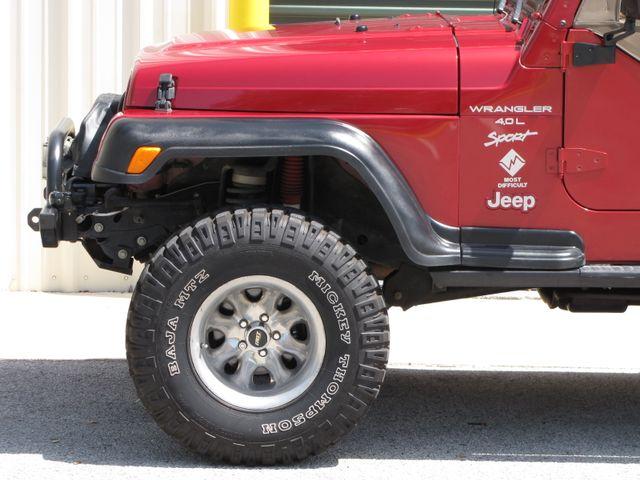 1999 Jeep Wrangler Sport Jacksonville , FL 5
