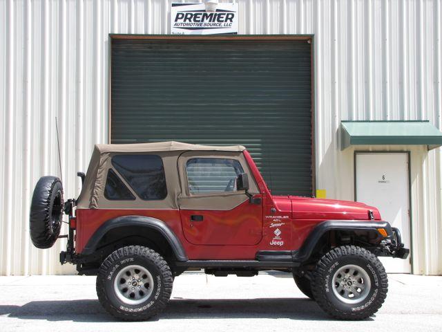 1999 Jeep Wrangler Sport Jacksonville , FL 7