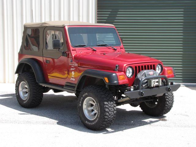 1999 Jeep Wrangler Sport Jacksonville , FL 37