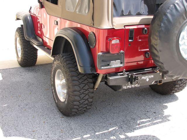 1999 Jeep Wrangler Sport Jacksonville , FL 17