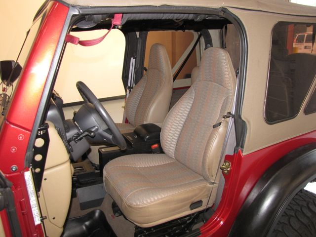 1999 Jeep Wrangler Sport Jacksonville , FL 26