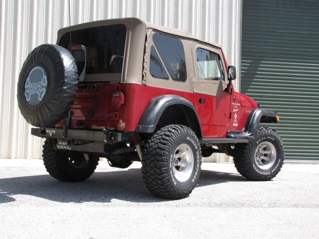 1999 Jeep Wrangler Sport Jacksonville , FL 3
