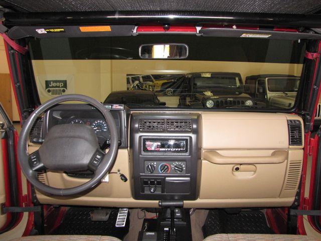 1999 Jeep Wrangler Sport Jacksonville , FL 22