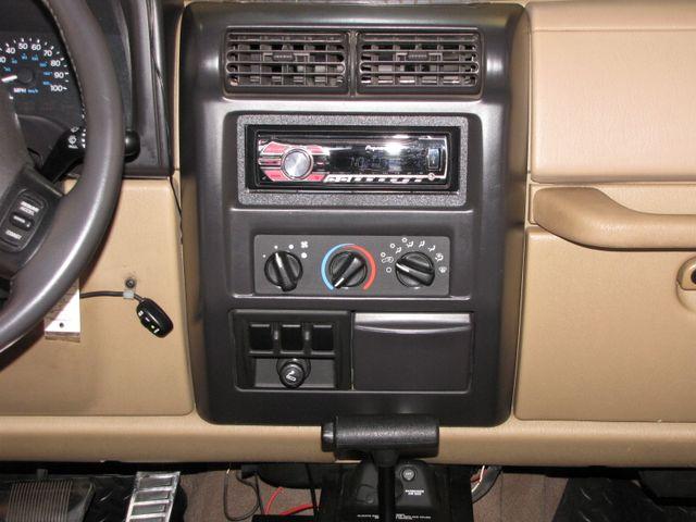 1999 Jeep Wrangler Sport Jacksonville , FL 24