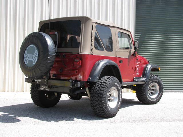 1999 Jeep Wrangler Sport Jacksonville , FL 39