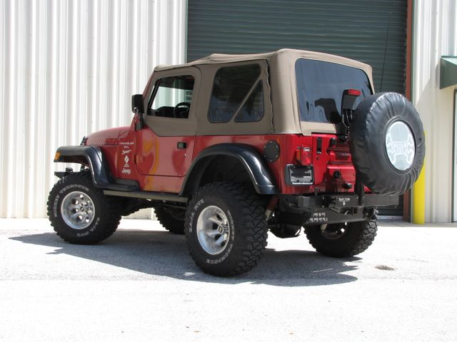 1999 Jeep Wrangler Sport Jacksonville , FL 2