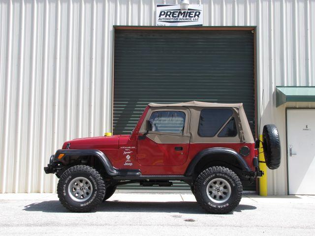 1999 Jeep Wrangler Sport Jacksonville , FL 4
