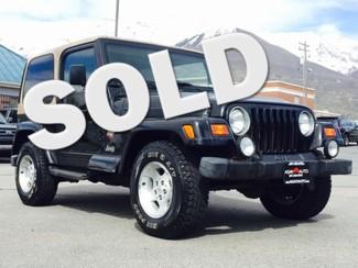 1999 Jeep Wrangler Sahara LINDON, UT