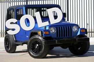 1999 Jeep Wrangler Sport * 6-CYL * 5-Speed * HARD TOP * Full Doors Plano, Texas