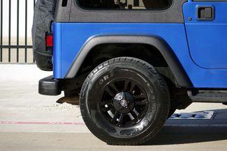 1999 Jeep Wrangler Sport * 6-CYL * 5-Speed * HARD TOP * Full Doors Plano, Texas 24