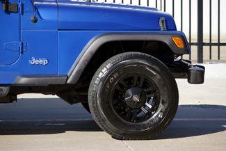 1999 Jeep Wrangler Sport * 6-CYL * 5-Speed * HARD TOP * Full Doors Plano, Texas 25