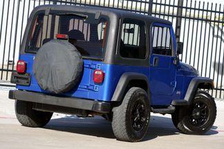 1999 Jeep Wrangler Sport * 6-CYL * 5-Speed * HARD TOP * Full Doors Plano, Texas 4
