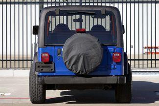 1999 Jeep Wrangler Sport * 6-CYL * 5-Speed * HARD TOP * Full Doors Plano, Texas 7