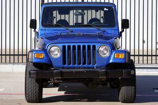 1999 Jeep Wrangler Sport * 6-CYL * 5-Speed * HARD TOP * Full Doors Plano, Texas 6