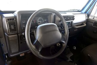 1999 Jeep Wrangler Sport * 6-CYL * 5-Speed * HARD TOP * Full Doors Plano, Texas 8