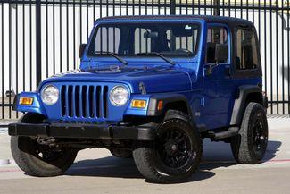 1999 Jeep Wrangler Sport * 6-CYL * 5-Speed * HARD TOP * Full Doors Plano, Texas 1
