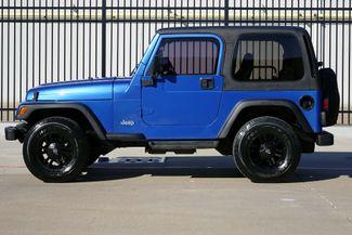 1999 Jeep Wrangler Sport * 6-CYL * 5-Speed * HARD TOP * Full Doors Plano, Texas 3