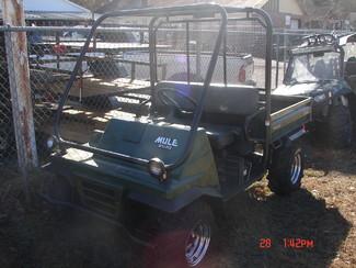 1999 Kawasaki mule 2510 4X4 Spartanburg, South Carolina