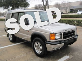 1999 Land Rover Discovery Series II, X/Nice, 1 OWNER, RECENTLY  SERVICED Plano, Texas