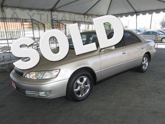 1999 Lexus ES 300 Luxury Sport Sdn Gardena, California