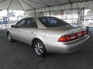 1999 Lexus ES 300 Luxury Sport Sdn Gardena, California 1