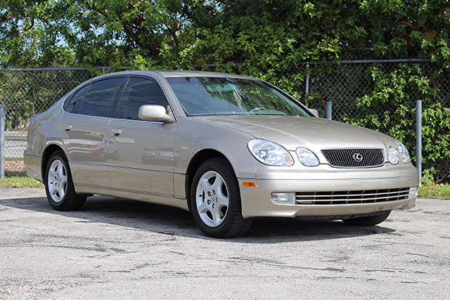 1999 Lexus GS 300 Luxury  WARRANTY CARFAX CERTIFIED AUTOCHECK CERTIFIED VEHICLE TRADES WELC