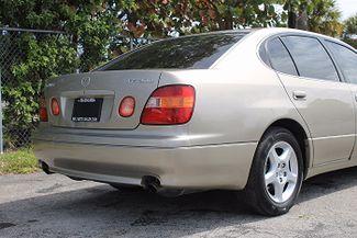 1999 Lexus GS 300 Luxury Perform Sdn Hollywood, Florida 35