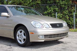 1999 Lexus GS 300 Luxury Perform Sdn Hollywood, Florida 32