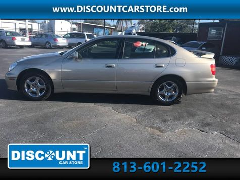 1999 Lexus GS 300 Luxury Perform Sdn  in Tampa, FL