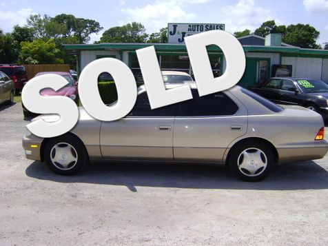 1999 Lexus LS 400 Luxury Sdn 400 in Fort Pierce, FL
