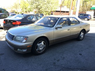 1999 Lexus LS 400 Luxury Sdn New Rochelle, New York