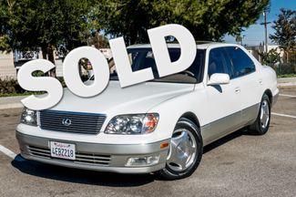 1999 Lexus LS 400 Luxury Sdn Reseda, CA